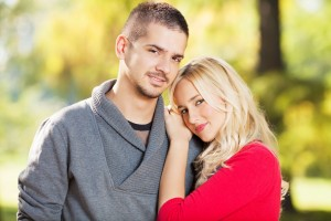 Young Couple Portrait