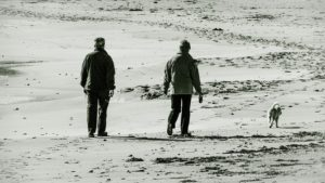 backview of an old couple, estate planning attorney