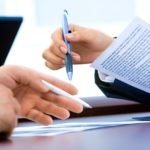 signing an agreement, business attorney